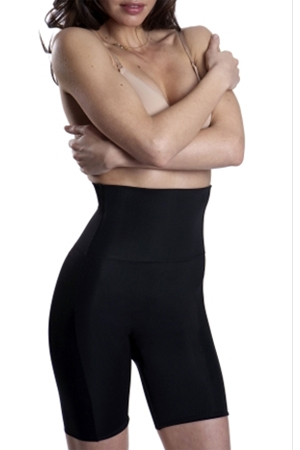 Shortie Shapewear in Black or Nude