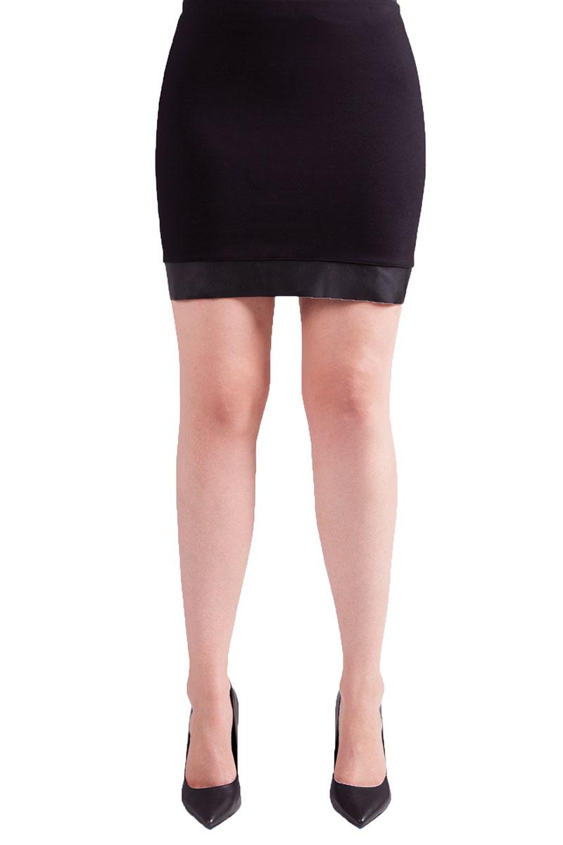 Cinch Frame Mini Skirt