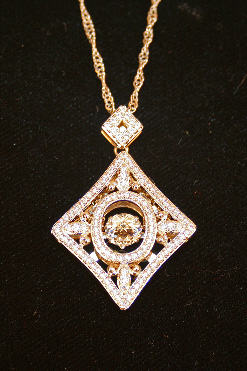 Star Of Desire Necklace