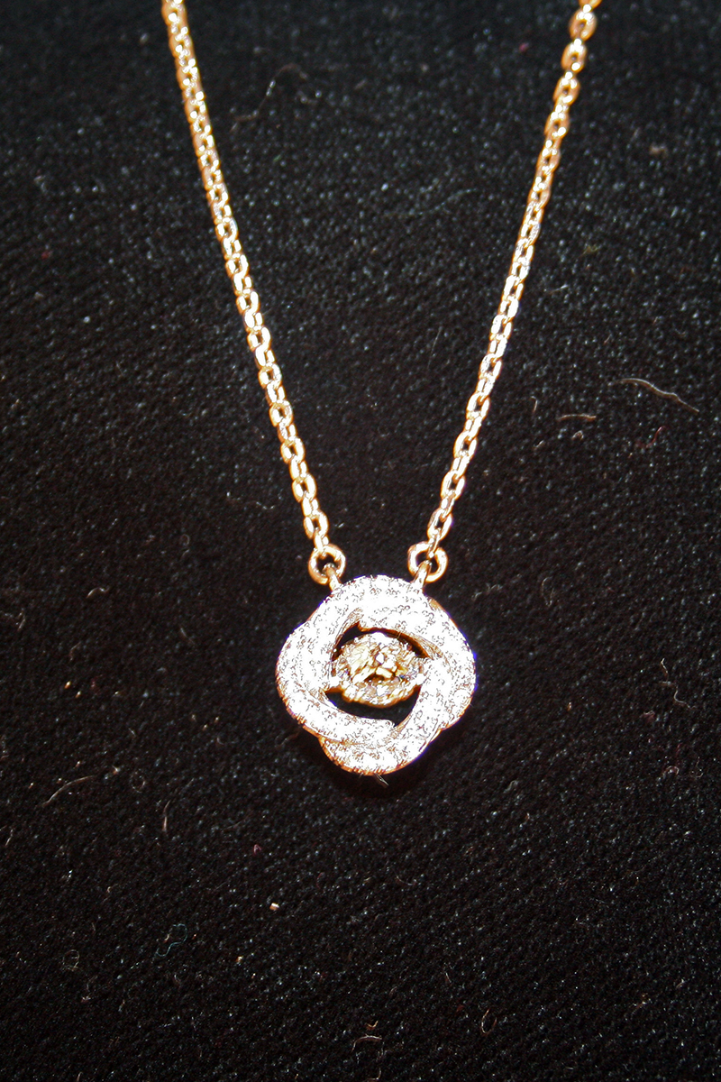 Knots Of Love Necklace