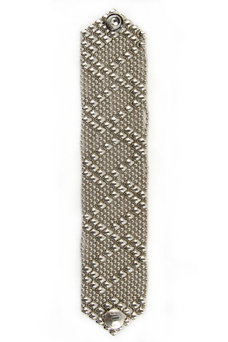 Liquid Classic Nickel Bracelet B46