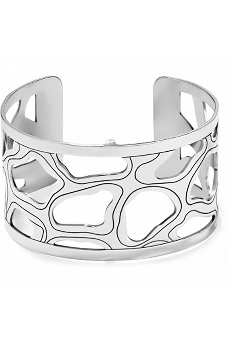 Christo Nairobi Wide Cuff Bracelet