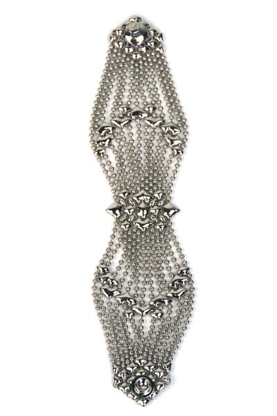 Liquid Classic Nickel Bracelet B77