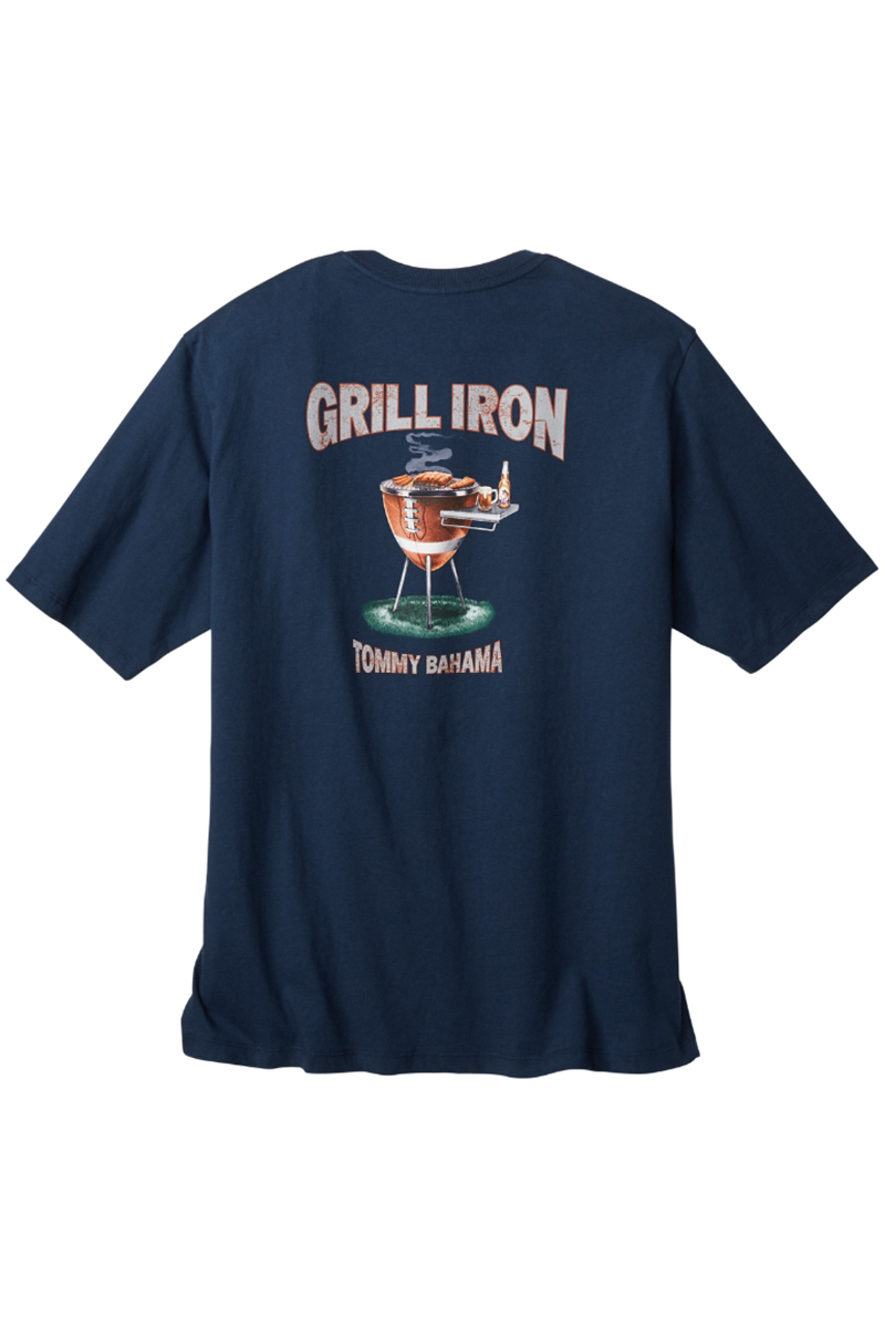 Grill Iron Tee