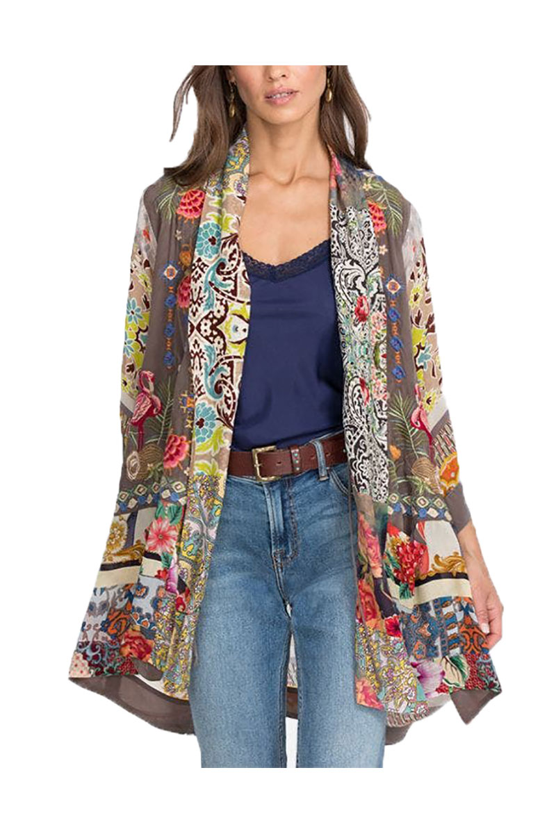 Catalina Mix Kimono