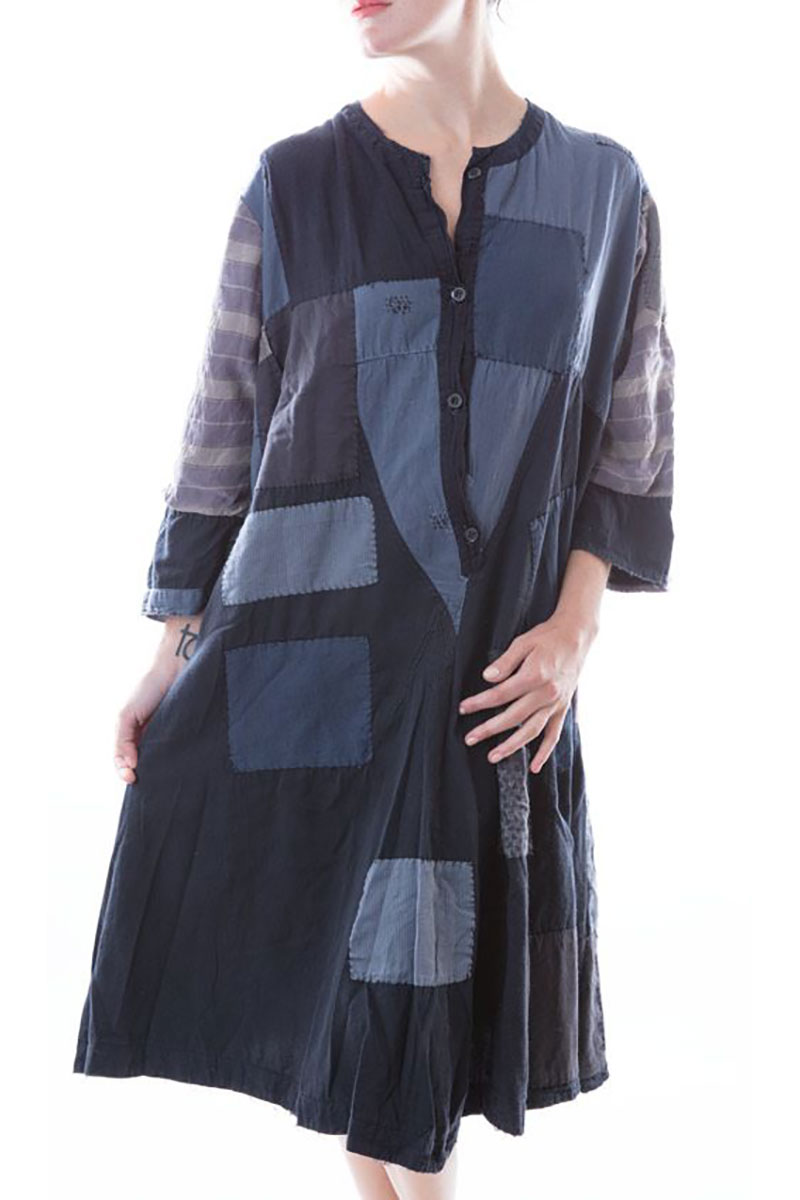 Calicos D'Orsay Smock Dress