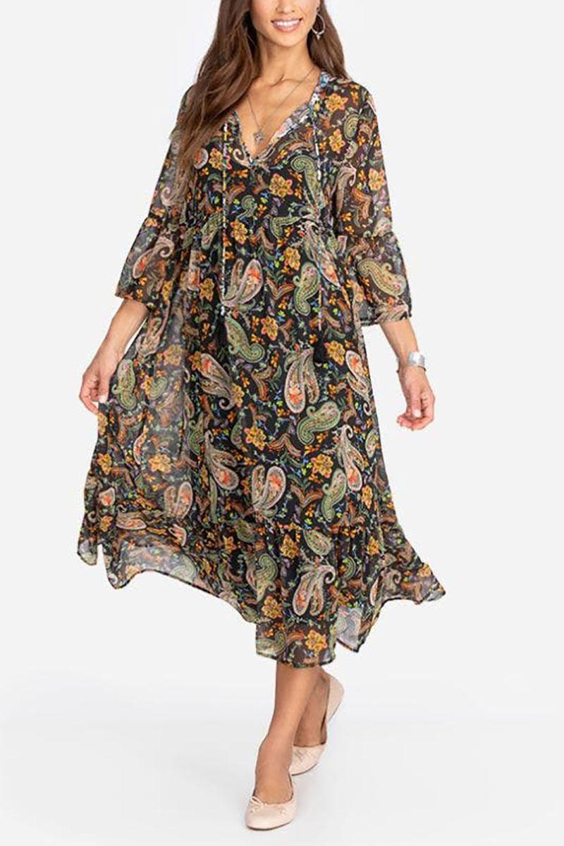 Bryce Midi Dress