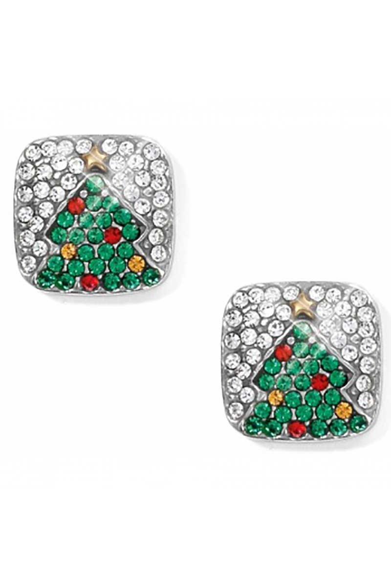 Blingy Tree Earrings