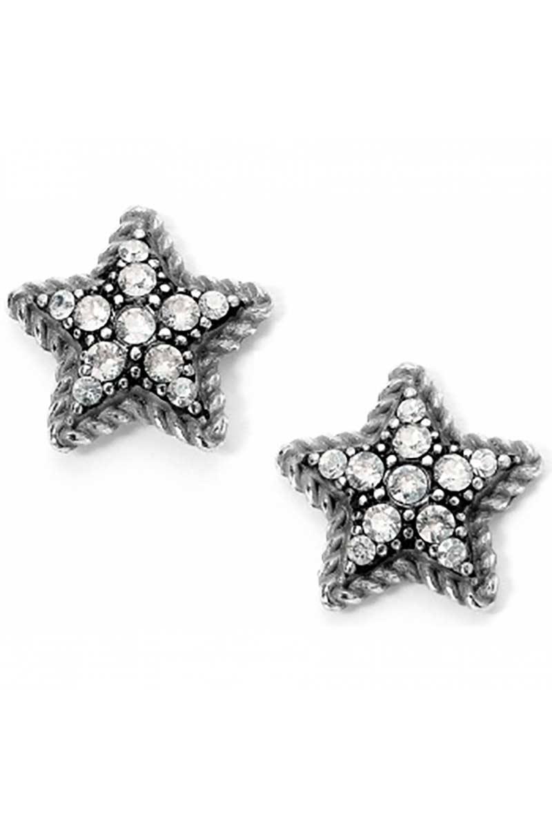 Shining Star Post Earrings