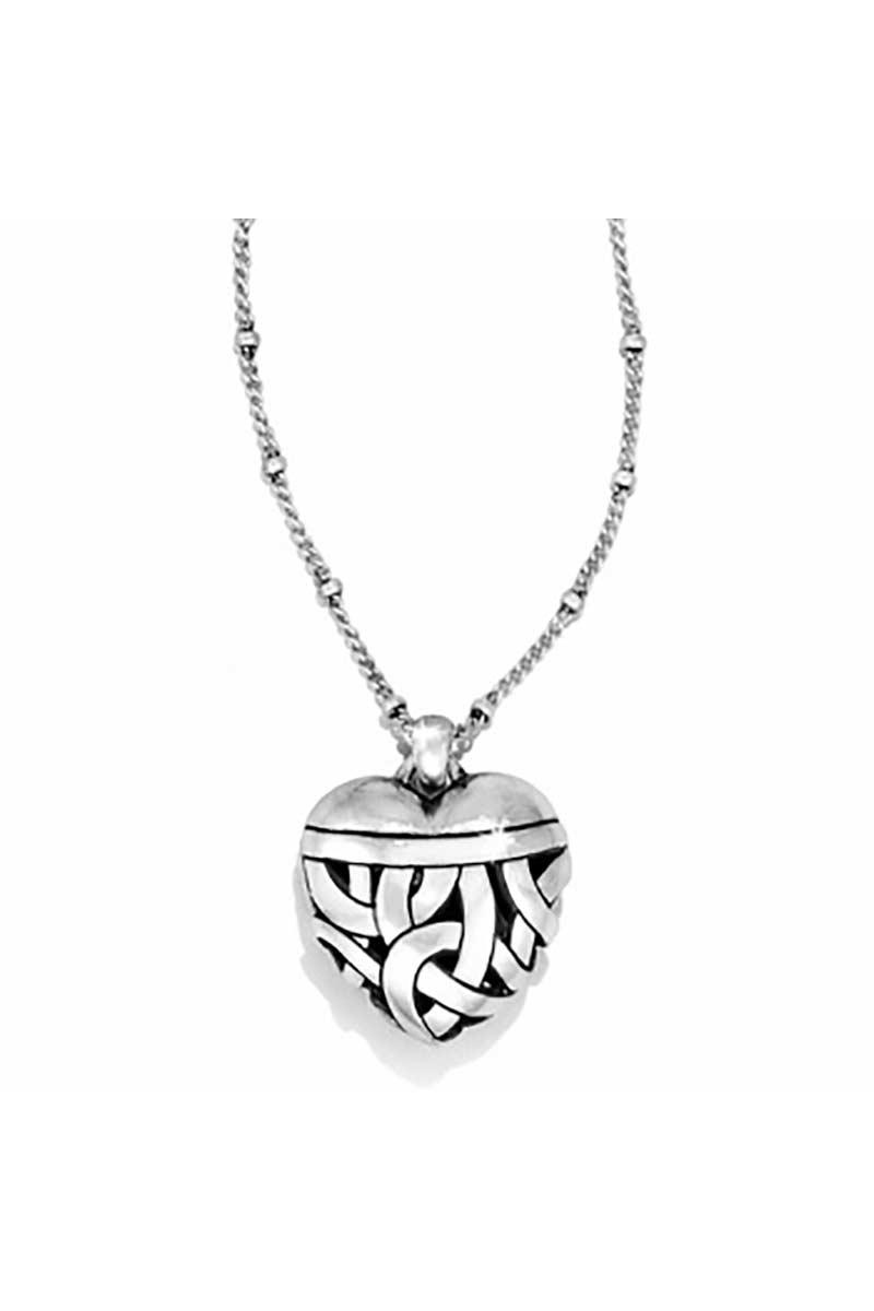 Bloc Haus Heart Necklace