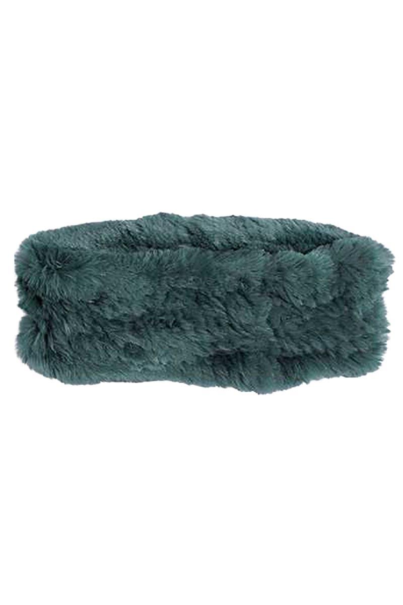 Rabbit Headband in Turquoise