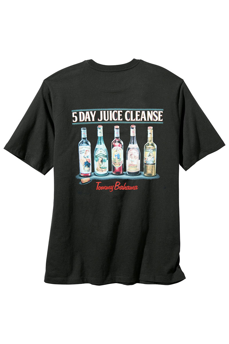 Juice Cleanse Tee