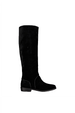 Gracen Boots in Black