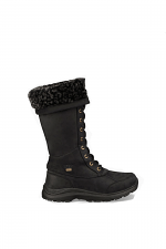Adirondack Tall lll Leopard in Black
