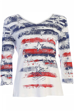 Freedom Ring Cotton Top