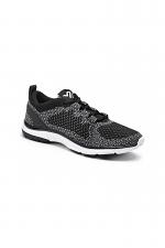 Sierra Active Sneaker in Black Charcoal