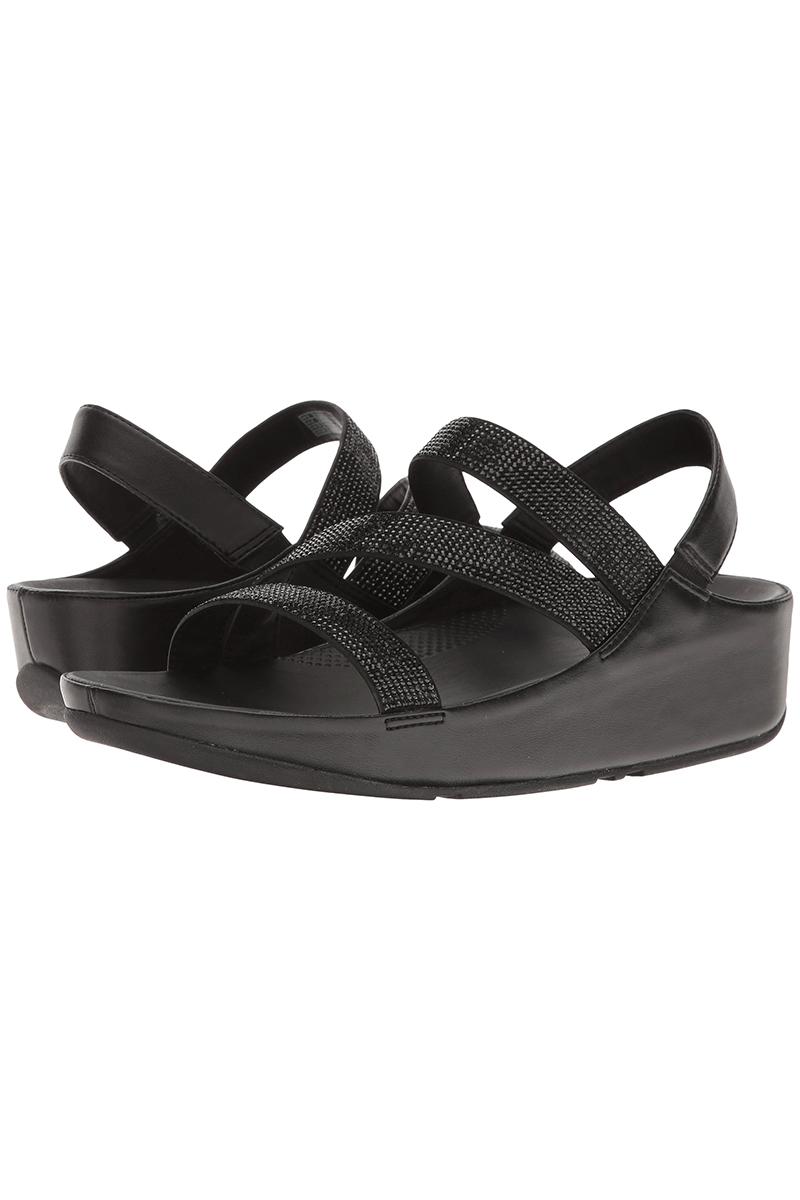 Crystall Z-Strap Sandal