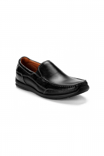 Preston Slip-on Loafer in Black