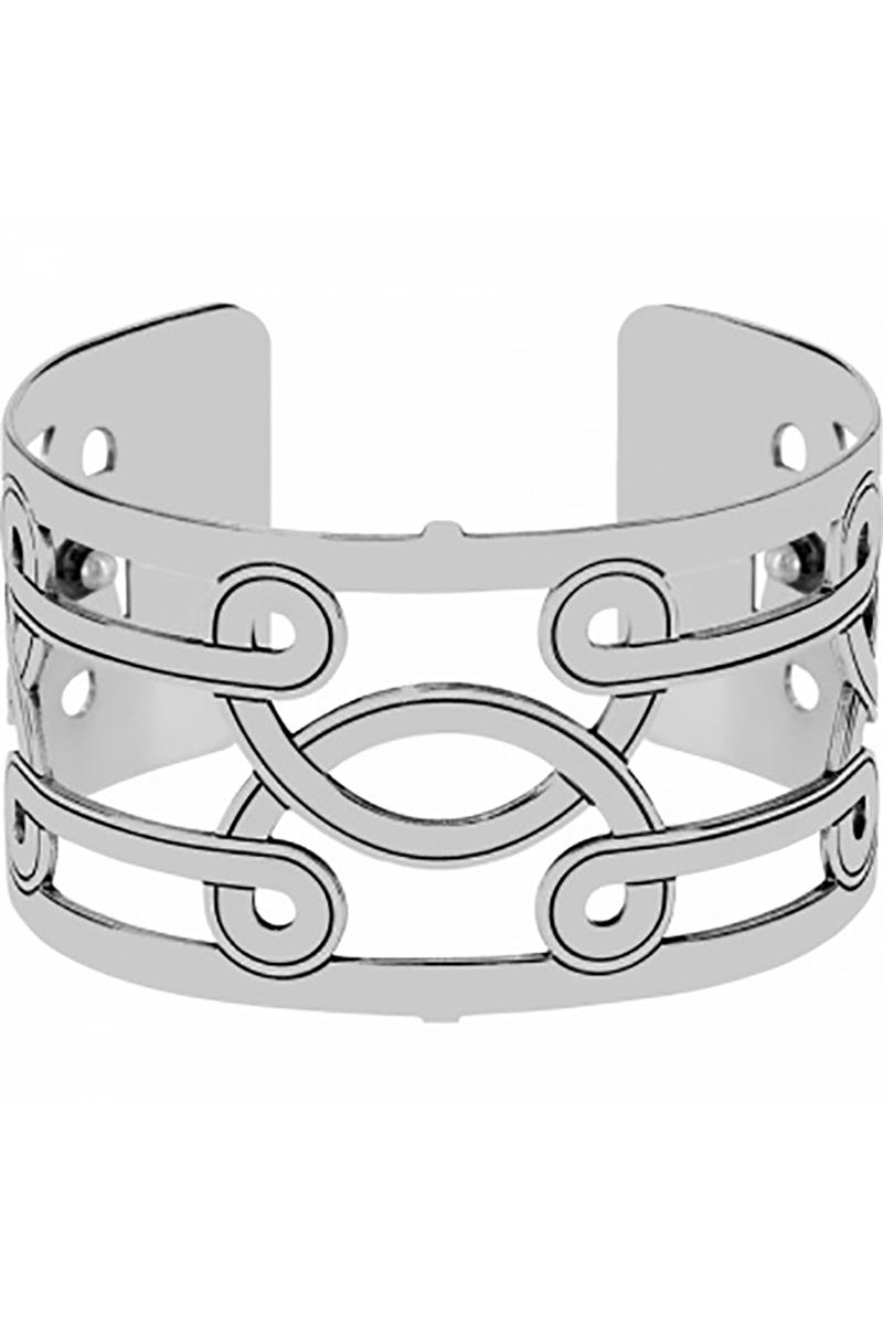 Christo Lima Wide Cuff Bracelet