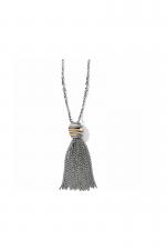 Neptune's Rings Tassel Necklace