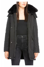 Bend & Snap Hooded Coat