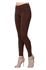 Legging in Brown