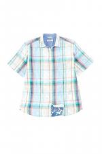Fronde Dei Marmi Short-Sleeve Woven Shirt