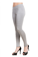 Legging in Heather Grey