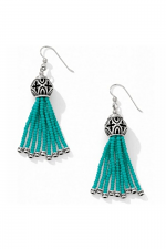 Boho Roots Tassel French Wire Earrings