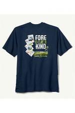 Fore Of A Kind T-Shirt