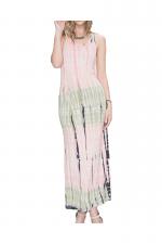 Maxi Dress With Tie Dye