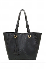 Amberly Whipstitch Tote