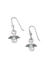 Heavenly Angel French Wire Earrings
