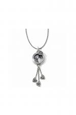 Limitless Heart Locket Necklace