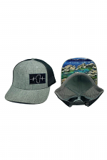 Mesh Sand Harbor Hat