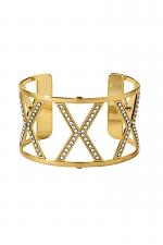 Christo Ganges Wide Cuff Bracelet