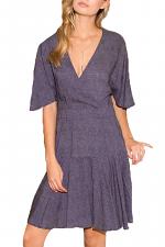 Kimono Wrap Style Dress