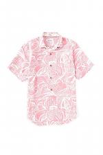Coconut Point Pineapple IslandZone Camp Shirt