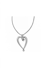 Whimsical Heart Convertible Necklace