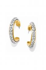 Venezia Hoop Post Earrings