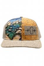 Cork Hybrid Sand Harbor Hat