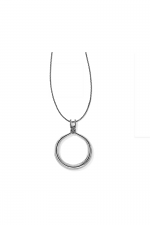 Interlok Circle Convertible Necklace
