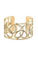 Christo Vienna Wide Cuff Bracelet