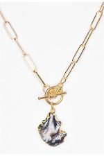 Queenie Necklace Gold