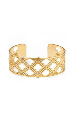 Christo London Narrow Cuff Bracelet