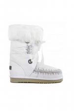 Eskimo Lace & Fur Boot