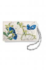 Crystal Pond Clutch Wallet