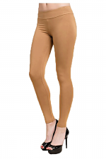 Legging in Tan