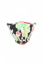 Double Layered Print Cotton Lined Fashion Face Mask