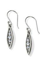 Contempo Ice Reversible Petite French Wire Earrings